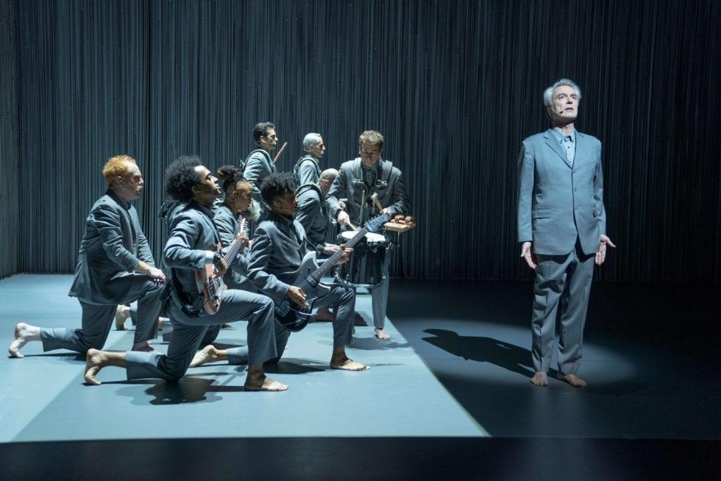 Μια από τις καλύτερες ταινίες του 2020 το David Byrne's American Utopia
