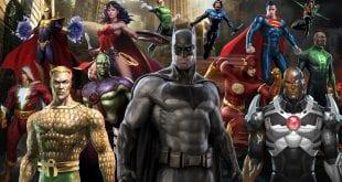 H DC ανακοίνωσε τα πλάνα για τους υπερήρωες στις ταινίες της