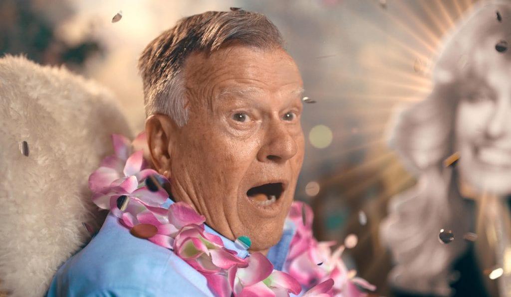 Η αφίσα του ντοκιμαντέρ Dick Johnson is Dead