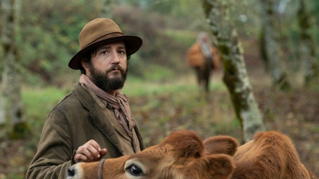 Σκηνή από το First Cow μια απόκαλύτερες ταινίες 2020