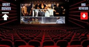 Καλές ταινίες με κακές κριτικές