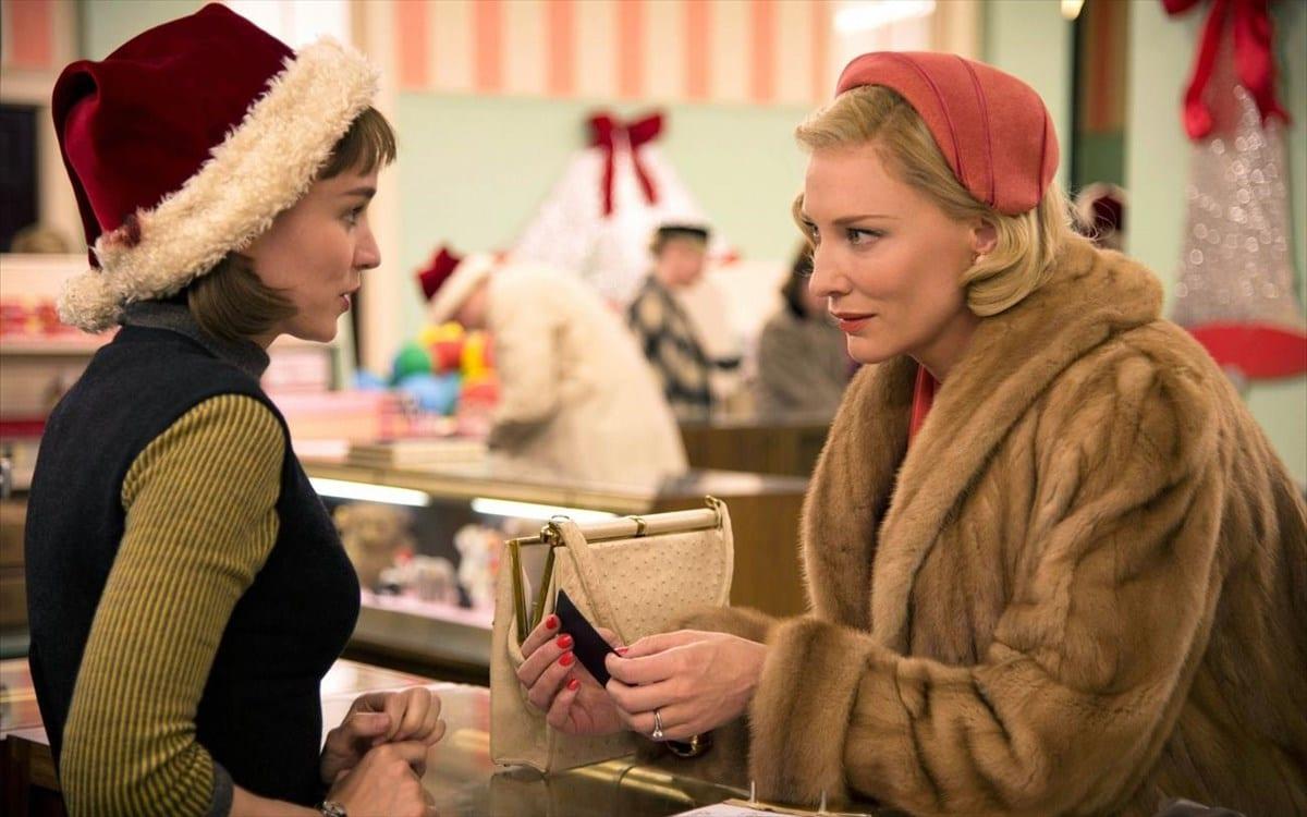 LGBTQ χριστουγεννιάτικες ταινίες
