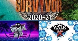 Κολάζ με εικόνες από MAD VMA Madwalk 2020 Survivor
