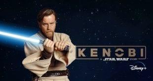 Star Wars Disney Kenobi
