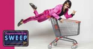 Supermarket Sweep MEGA