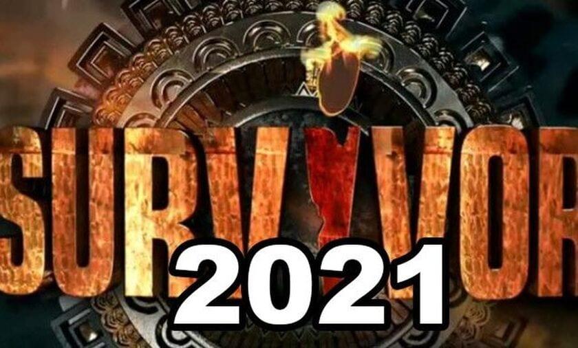 Survivor 2021 Λιανός διάσημοι