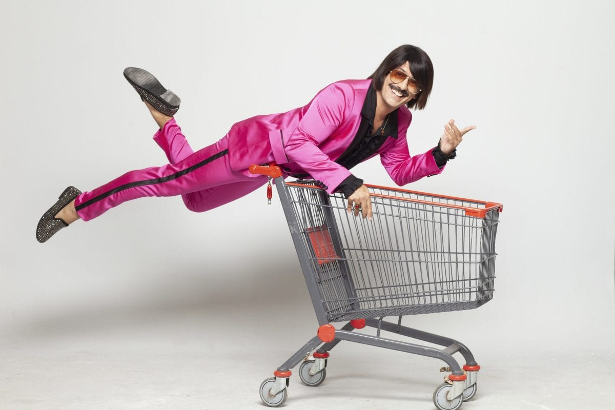Supermarket Sweep MEGA - Toni Sfinos