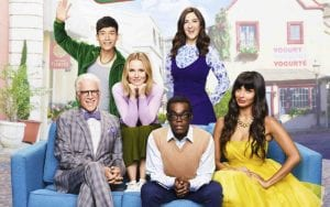 Good Place αφίσα - ποια σειρά να ξεκινήσεις στο Netflix