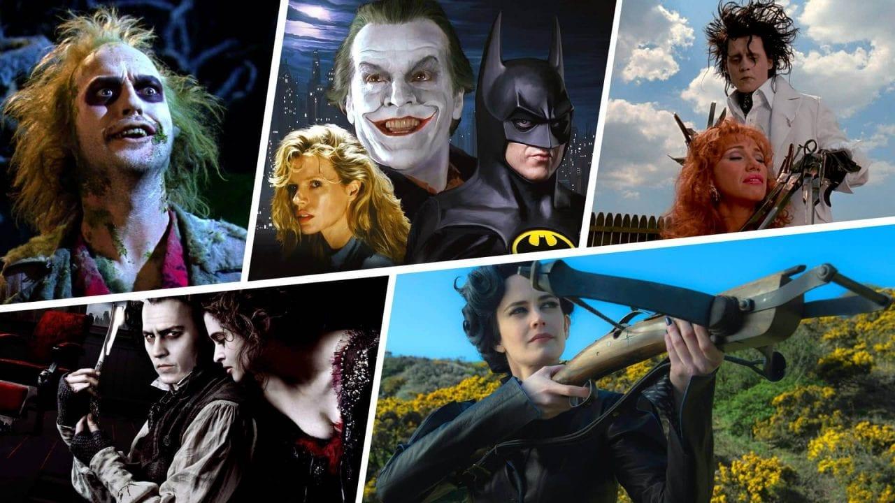 Όλες οι ταινίες του Tim Burton