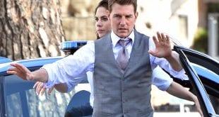 Tom Cruise βρίζει covid