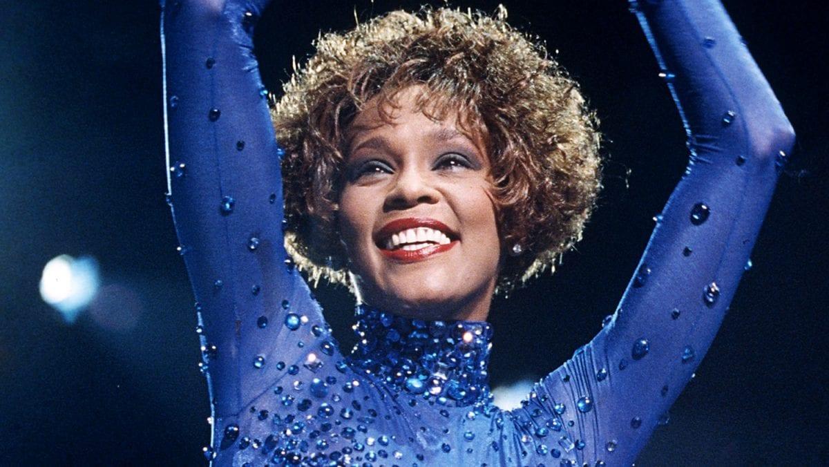 Whitney Houston νέα ταινία