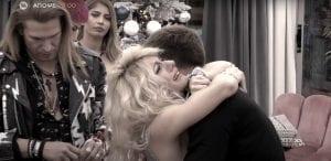 Big Brother 14/12: Αποχώρηση Χρήστου Βαρουξή