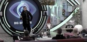 Big Brother ανασκόπηση τελικός - Κεχαγιάς σε ένταση με τον Βαρουξή