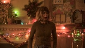Black Christmas σκηνή από ταινία τρόμου
