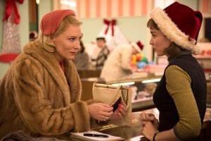 σκηνή από το carol - εναλλακτικές χριστουγεννιάτικες ταινίες