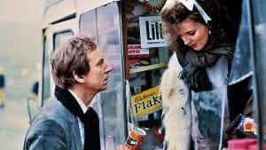 σκηνή από την ταινία comfort and joy στο βαν με τα παγωτά