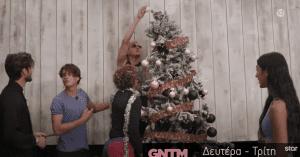gntm 3 ημιτελικό δέντρο