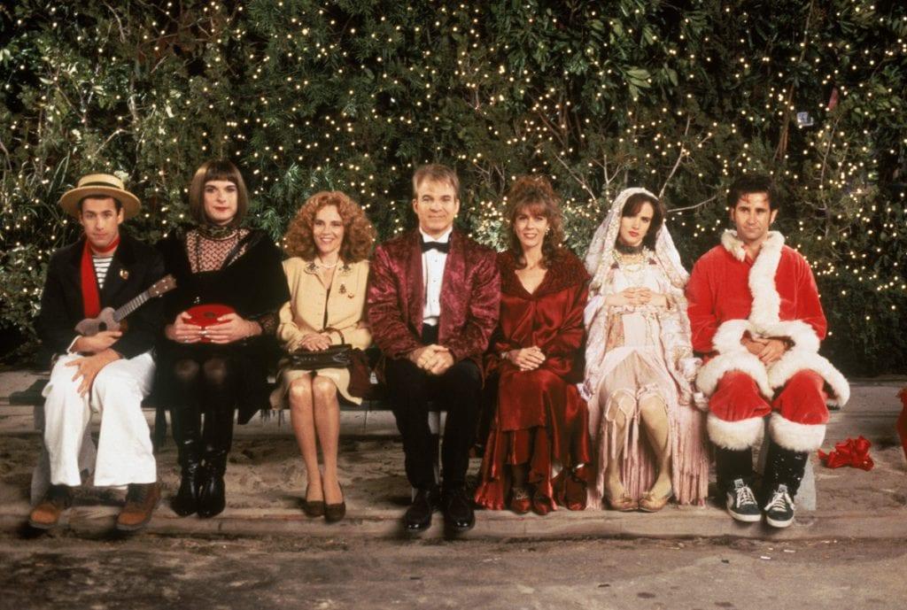 mixed nuts χειρότερες χριστουγεννιάτικες ταινίες