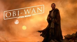 Obi-Wan Kenobi σε πόστερ της νέας σειράς Star Wars