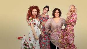 The Booth - Οι παρουσιάστριες σε φωτογράφηση: κερδισμένοι και χαμένοι ελληνικής τηλεόρασης 2020