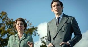 σειρά στο Netflix αναφορικά με το βασίλειο της Αγγλίας