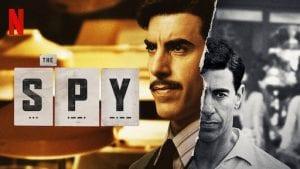 the spy στιγμιότυπο μίνι σειρές του Netflix