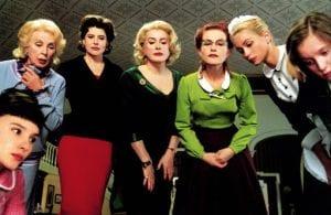 women - στιγμιότυπο από την ταινία με τις πρωταγωνίστριες