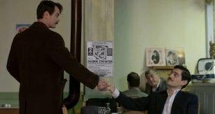 Σκηνή με τον Κωνσταντή και τον Τάκη στο Καφενείο - Σειρά στον ANT1