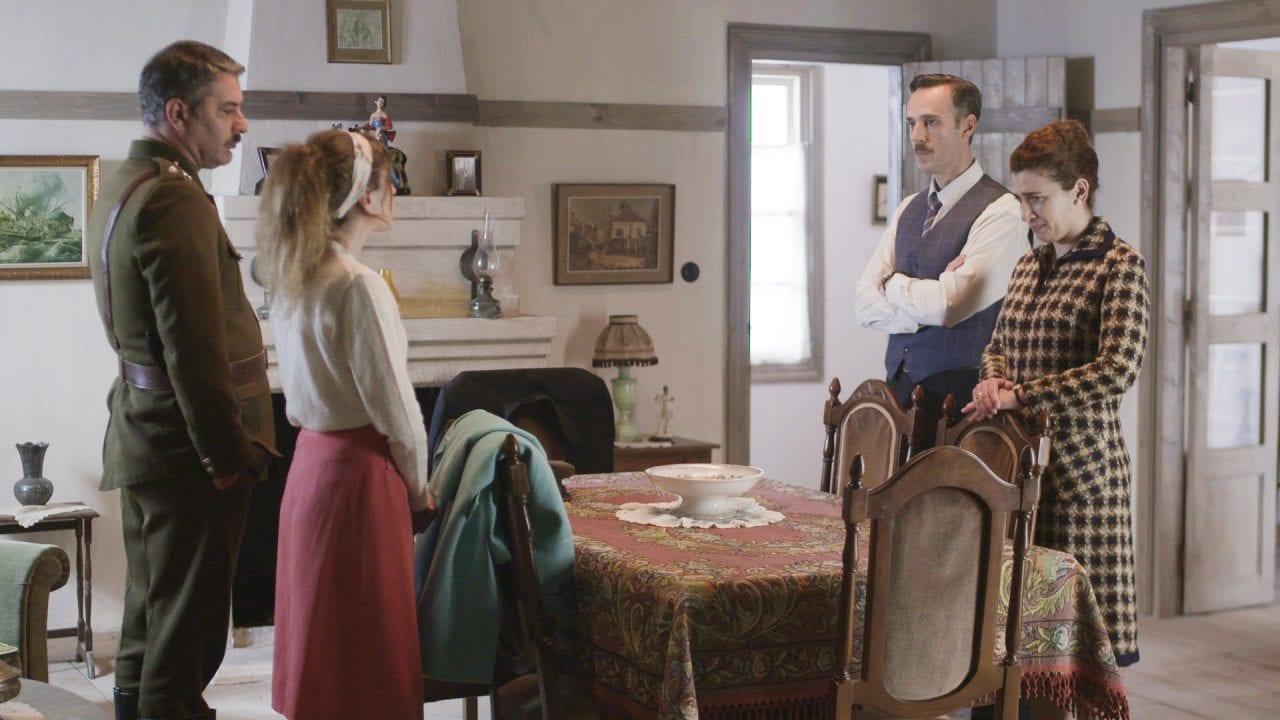 Ο βόσκαρης, η σοφούλα και οι γονείς της στα επόμενα επεισόδια 80 83