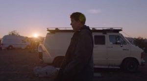 Σκηνή από το nomadland που κέρδισε στα βραβεία 2020 ένωσης κριτικών της αμερικής