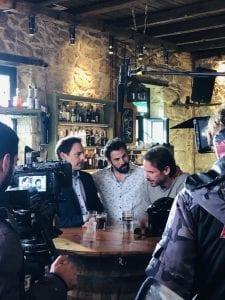 Έξαψη περίληψη και φωτογραφίες επόμενα επεισόδια 1-3 ηθοποιοί στο Ναύπλιο