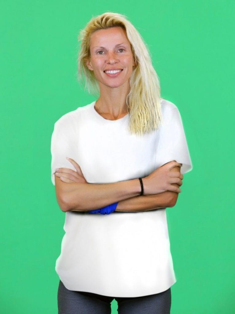 Ασημίνα Ιγγλέζου νέα παίκτρια στους Μαχητές Survivor