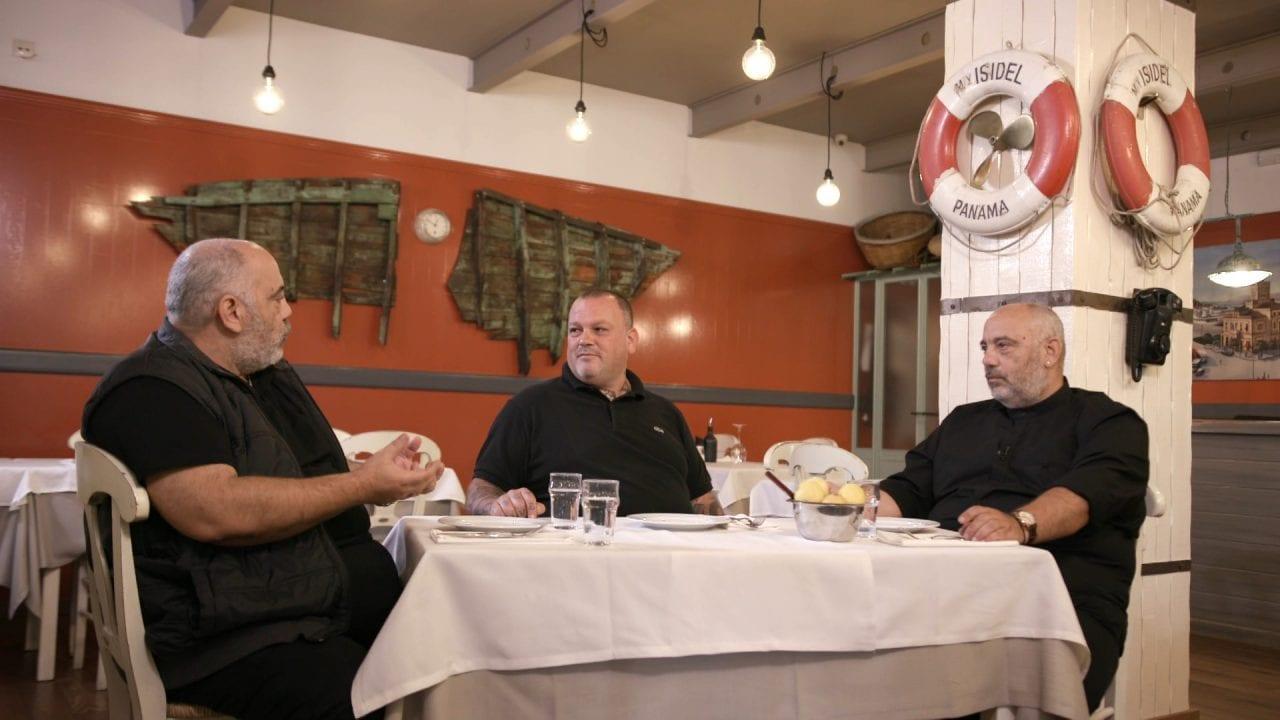 9 & 10/1 η εκπομπή Γειτονιές στο πιάτο επισκέπτονται την ταβερνα τραβολτα
