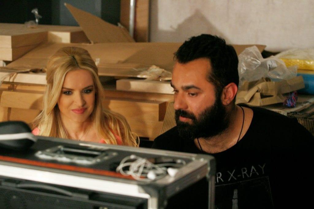 Ο σκηνοθέτης, Κώστας Τριπύλας, από τα πρόσωπα κλειδιά του Masterchef 5