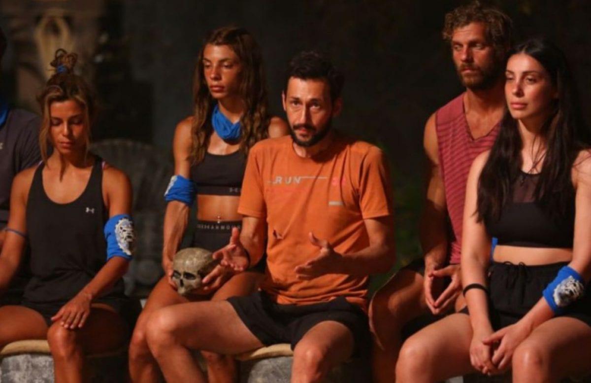 Ο Καλλίδης σε λεκτική διαμάχη στο Survivor
