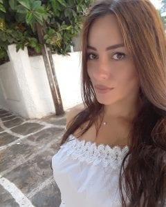 Η παίκτρια Μαριάνθη-Καλατζάκη-Κασδαγλή