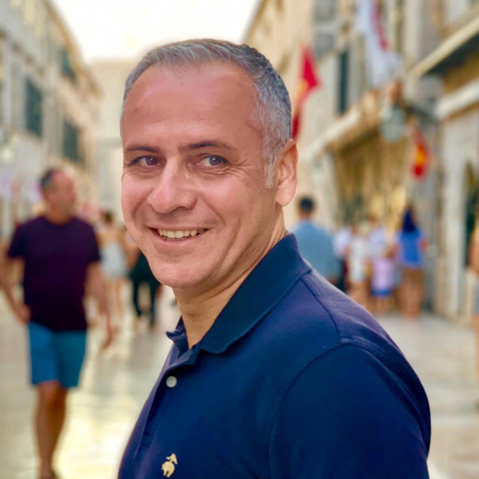 Ο τηλεοπτικός παραγωγός, Νίκος Χριστόφορος, από τα πρόσωπα κλειδιά του Masterchef 5