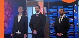 Οι κριτές σε φωτογραφία από την πρεμιέρα του MasterChef 5