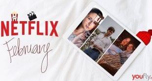 Οι νέες κυκλοφορίες σε ταινίες & σειρές Netflix Φεβρουάριος 2021