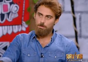 Ο Μάριος Πρίαμος Ιωαννίδης σχολιάζει το φετινό ριάλιτι επιβίωσης