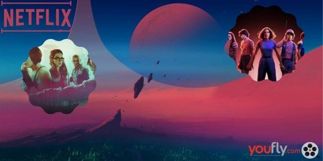 Οι κορυφαίες σειρές επιστημονικής φαντασίας στο Netflix