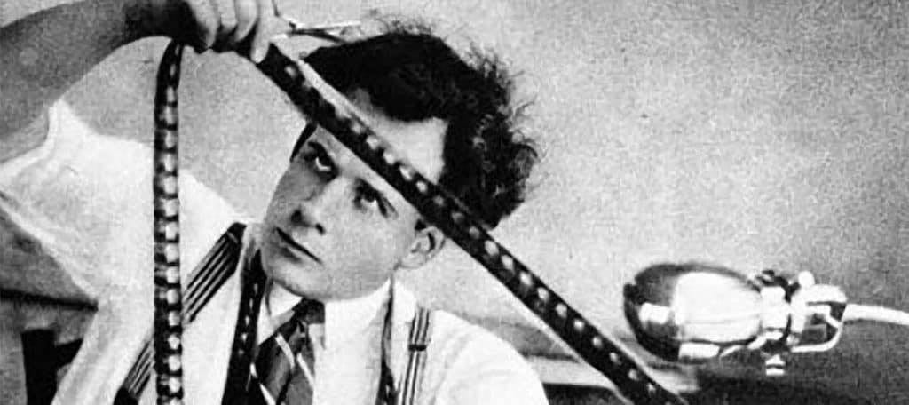 0 Σεργκέι Αϊζενστάιν ήταν σκηνοθέτης