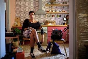 Ηθοποιός στην Κουζίνα της νέας σειράς Σχεδόν Ενήλικες