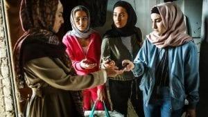 Σκηνή από το Χαλιφάτο, μία σειρά στο Netflix σαν το Fauda
