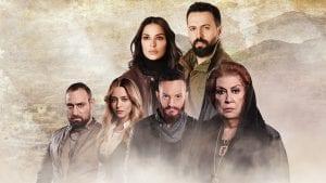Σκηνή από το Al hayba, μία σειρά στο Netflix σαν το Fauda