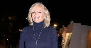 αναβολή για την εκπομπή της Χριστίνας Λαμπίρη στο Μακεδονία tv