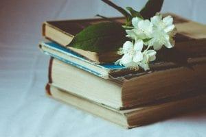 Εικόνα με βιβλία