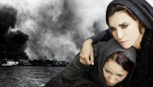 """Σκηνή από τη σμύρνη μου αγαπημένη της μιμή ντενίση - Μιμή Ντενίση - Συνέντευξη: Η εθνική μας """"Σμυρνιά"""" τώρα και στο σινεμά με νέα ταινία"""