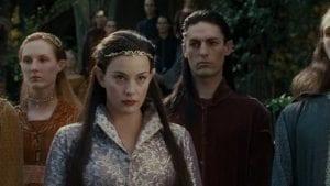 Εικόνα από θυμωμένα ξωτικά στο Lord of the rings