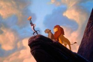 Στιγμιότυπο από το Lion King, μία από τις πιο απολαυστικές ταινίες για hangover